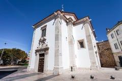 Nossa Senhora da Piedade Church. Royalty Free Stock Photo