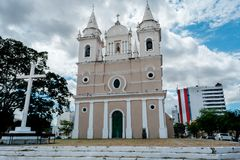 Our Lady of Fatima Church royalty free stock photography