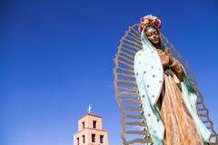 Nossa senhora de Guadalupe Fotos de Stock