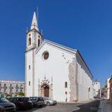 Nossa Senhora de Marvila Church Royalty Free Stock Photography