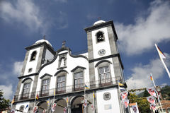 Nossa Senhora de Monte church Royalty Free Stock Photography