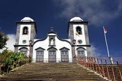 Nossa Senhora de Monte church, Monte, Madeira Stock Image
