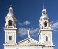 Nossa Senhora do Amparo Cathedral Stock Photo
