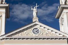 Nossa Senhora do Amparo Cathedral Royalty Free Stock Images