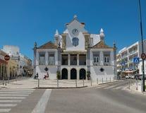 Nossa Senhora do Rosario. Olhao, Algarve. Portugal. Stock Image