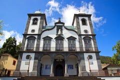 Nossa Senhora faz Monte, Madeira Fotografia de Stock Royalty Free