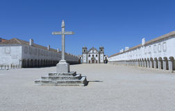 Nossa Senhora hace la iglesia Portugal de Cabo Imagen de archivo