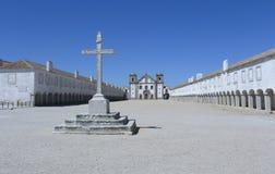 Nossa Senhora tun Cabo-Kirche Portugal Stockbild