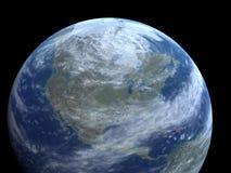 Nossa terra Imagens de Stock Royalty Free
