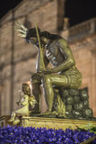 Nosso pai Jesus da humildade, província de Linares, Jae'n, a Andaluzia, Foto de Stock Royalty Free