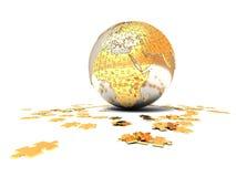 Nosso planeta Imagens de Stock
