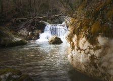 Nostálgico da cachoeira fotografia de stock royalty free