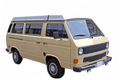 Nostagia car (1970) Royalty Free Stock Photography