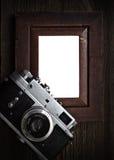 Nostalgi, konst och fotografi arkivfoto