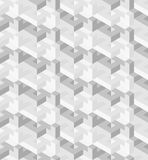 Nostalgia background. Background in nostalgia style of retro 70`s and 80`s - izometric vector seamless patterns with visual illusion effect and granes film Royalty Free Stock Photography