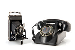 Nostalgia fifties Stock Photo