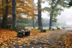 nostalgia park Zdjęcie Royalty Free