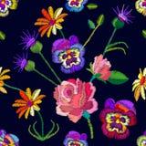 Nostalgia rocznika ogród ilustracji