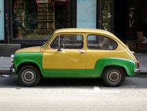 nostalgia samochodów Obrazy Royalty Free