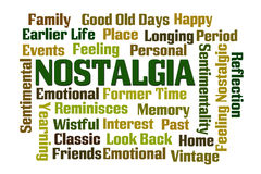 Nostalgia Stock Photos