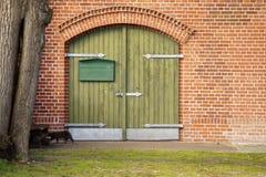 Nostalgic barn Stock Images