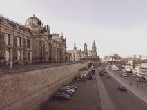 `Nostalgic City` Royalty Free Stock Images