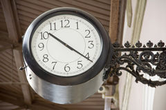 Nostalgic Clock Royalty Free Stock Photo