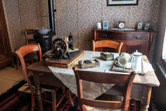 Nostalgic interior Royalty Free Stock Images