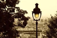 Nostalgic Lantern Stock Photo