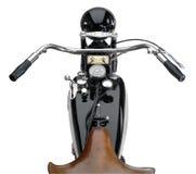 Nostalgic motorbike royalty free stock images