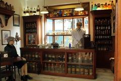 Nostalgic pharmacy Royalty Free Stock Images