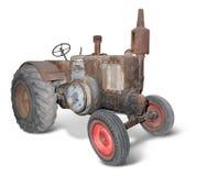 Nostalgic rusty bulldog Royalty Free Stock Images