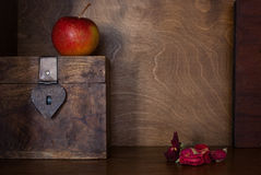 Nostalgic still life Royalty Free Stock Image