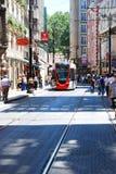 Nostalgic Street of Eminönü, Istanbul Stock Photography
