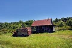 Nostalgie de l'Arkansas Images libres de droits