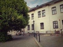 Nostalgie in Kralik royalty-vrije stock foto's
