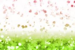 Nostalgische süße Speicher-fallende Blätter Stockfoto
