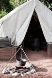Nostalgiskt läger Royaltyfria Foton