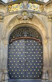 The Nostic Palace, Prague - detail of its doors Royalty Free Stock Photos