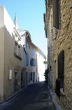 Nostradamus's birthplace - Saint-Remy-de-Provence Stock Photography