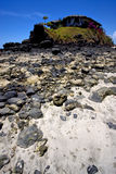 Nosy пляж andilana стоковые фото