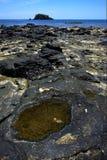 Nosy be ,andilana beach , madagascar Royalty Free Stock Images
