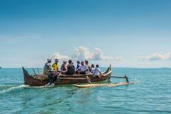 Nosy Be island, north of Madagascar Stock Photo