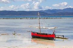 Nosy Iranja, Madagascar Royalty Free Stock Image