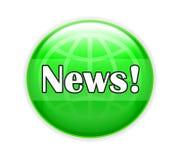 Notícia! Imagens de Stock