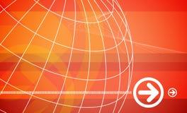 Notícia de mundo 02 Fotos de Stock