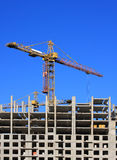 Not Completed Building 4 Stock Photos