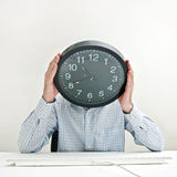 Not enough time Stock Photography