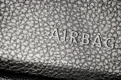 Notação da bolsa a ar Foto de Stock