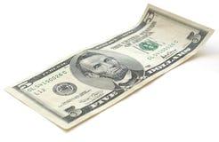 Nota de banco Fotografia de Stock Royalty Free